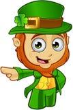 Little Leprechaun Character Royalty Free Stock Image