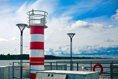 Little Lighthouse Stock Image