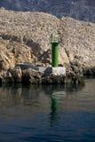 Little lighthouse Royalty Free Stock Photo