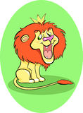 Little lion Royalty Free Stock Photos