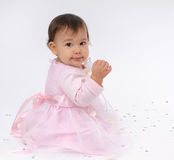 Little Little Princess Stock Photo