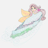 Little love fairy Royalty Free Stock Photography