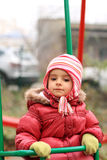 Little lovely girl Royalty Free Stock Photography