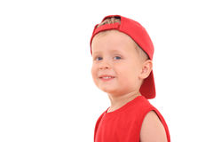 Little man royalty free stock images