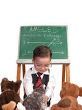Little Man Series: Teacher's Pet Royalty Free Stock Image