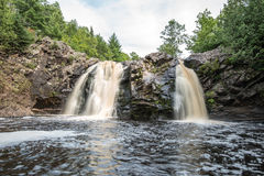 Little Manitou Falls Stock Photography