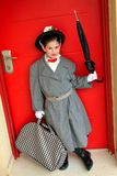 Little Mary Poppins Stock Photos