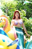 Little Mermaid Royalty Free Stock Photography