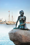 Little mermaid copenhagen Royalty Free Stock Photography