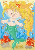 Little Mermaid Stock Photos