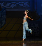 """The little mermaid pure- ballet """"One Thousand and One Nights"""" Stock Photos"""