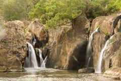 Little Millstream Falls Stock Photography
