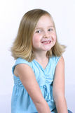 Little Miss Sunshine Royalty Free Stock Images