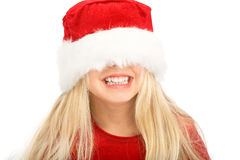 little missa santa Royaltyfri Bild