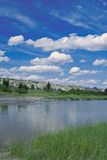 Little Missouri River Stock Photo