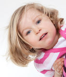 Little model Royalty Free Stock Photography