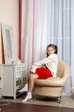 little modell Royaltyfria Bilder