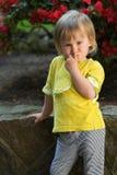 little modell Royaltyfria Foton