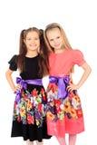 Little models Royalty Free Stock Photos