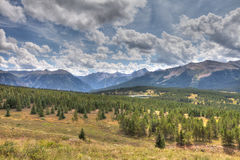 Little Molas Trail Royalty Free Stock Photography