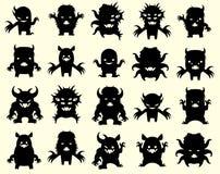 Little monsters Stock Image
