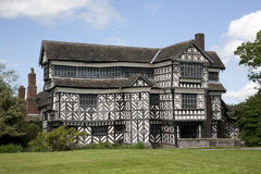 Little Moreton Hall Stock Image