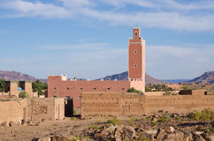 Little mosque  in Morocco Royalty Free Stock Photo