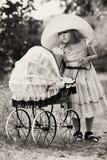 Little mother Stock Photos