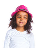 Little mulatto girl Stock Photography