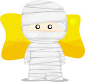 Little mummy Royalty Free Stock Images