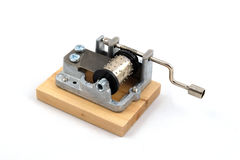 The little music box Stock Images