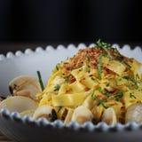 Little Neck Pasta Stock Image
