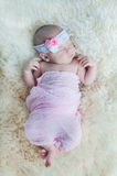 Little newborn baby Royalty Free Stock Photography