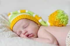 Little newborn Royalty Free Stock Image