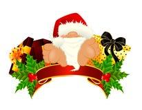 Little nice santa Claus Royalty Free Stock Photo