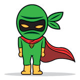 Little ninja Royalty Free Stock Image