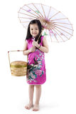 Little oriental girl Stock Image