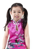 Little oriental girl Stock Photography