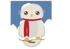 Little Owl Royalty Free Stock Photos