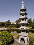 Little pagoda Royalty Free Stock Images