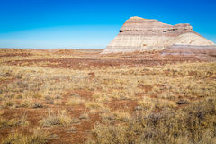 Little Painted Desert winter Landscapes Stock Image
