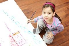 Free Little Painter Stock Photos - 22969113