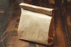 Little paper bag Royalty Free Stock Images