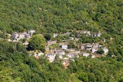 Little Papigo Village Stock Photo