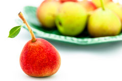 Little pears Royalty Free Stock Photo