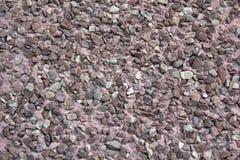 Little pebbles texture of floor Stock Photo