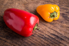 Little peppers Stock Photos