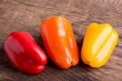 Little peppers Royalty Free Stock Photos