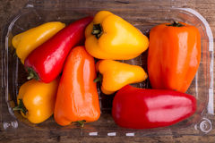 Little peppers Stock Photo