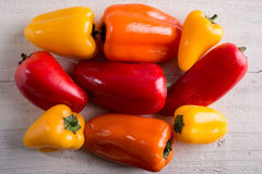 Little peppers Royalty Free Stock Image